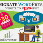 WordPress migrate Singapore